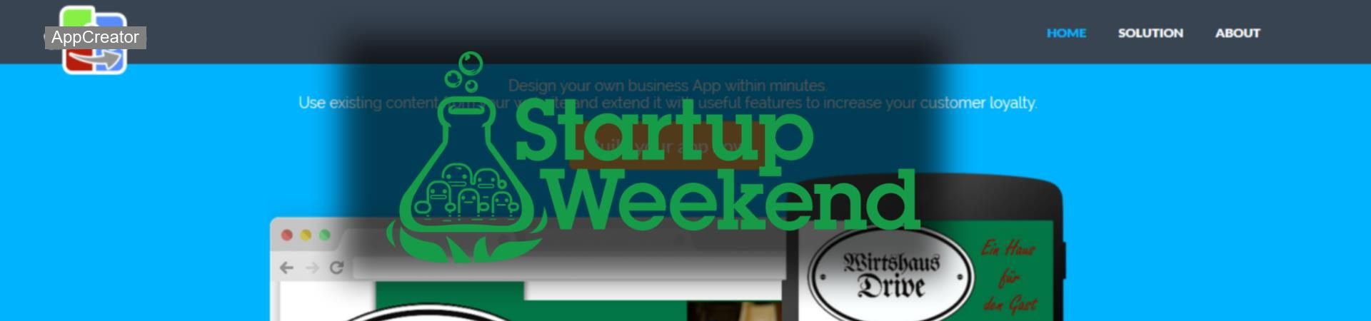 Same procedure as last year: my experience with Startup Weekend Stuttgart 2015 feature image